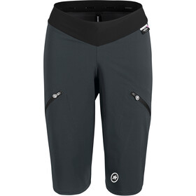 assos Trail Cargo Shorts Dames, torpedo grey